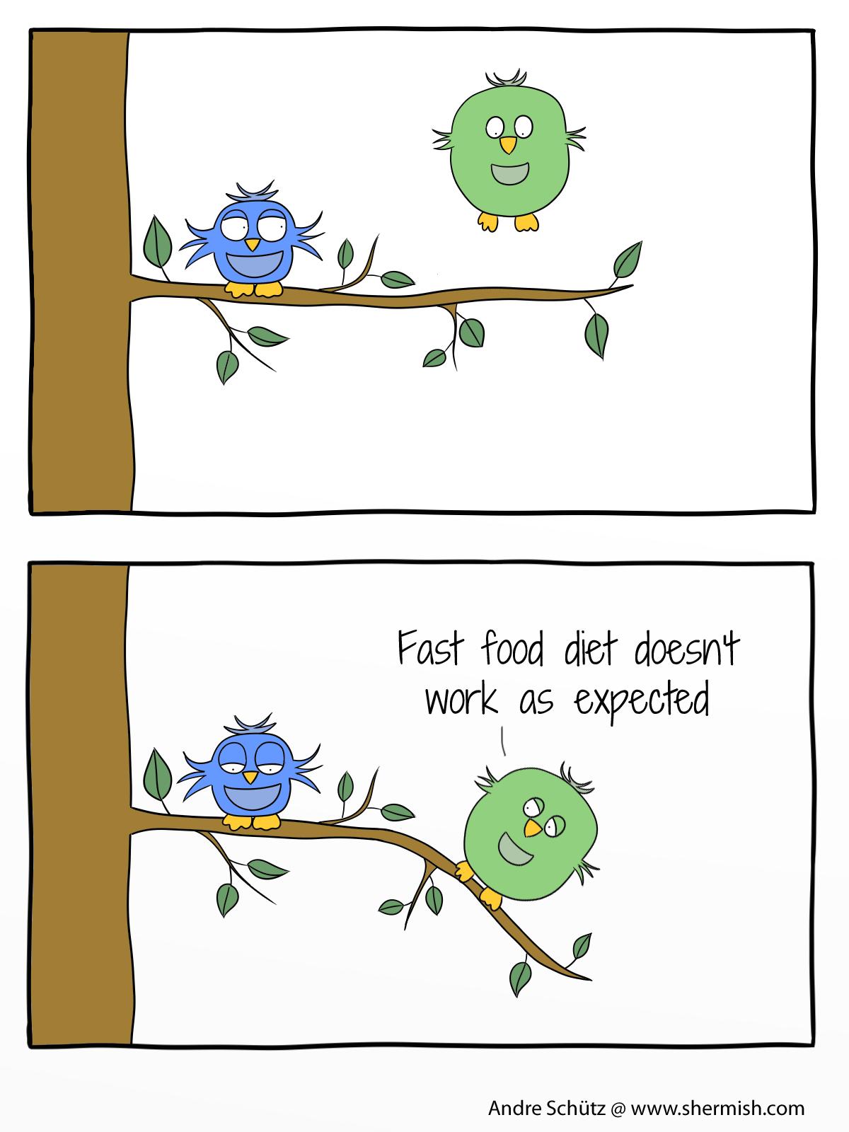 Birds: Stability test 2.0