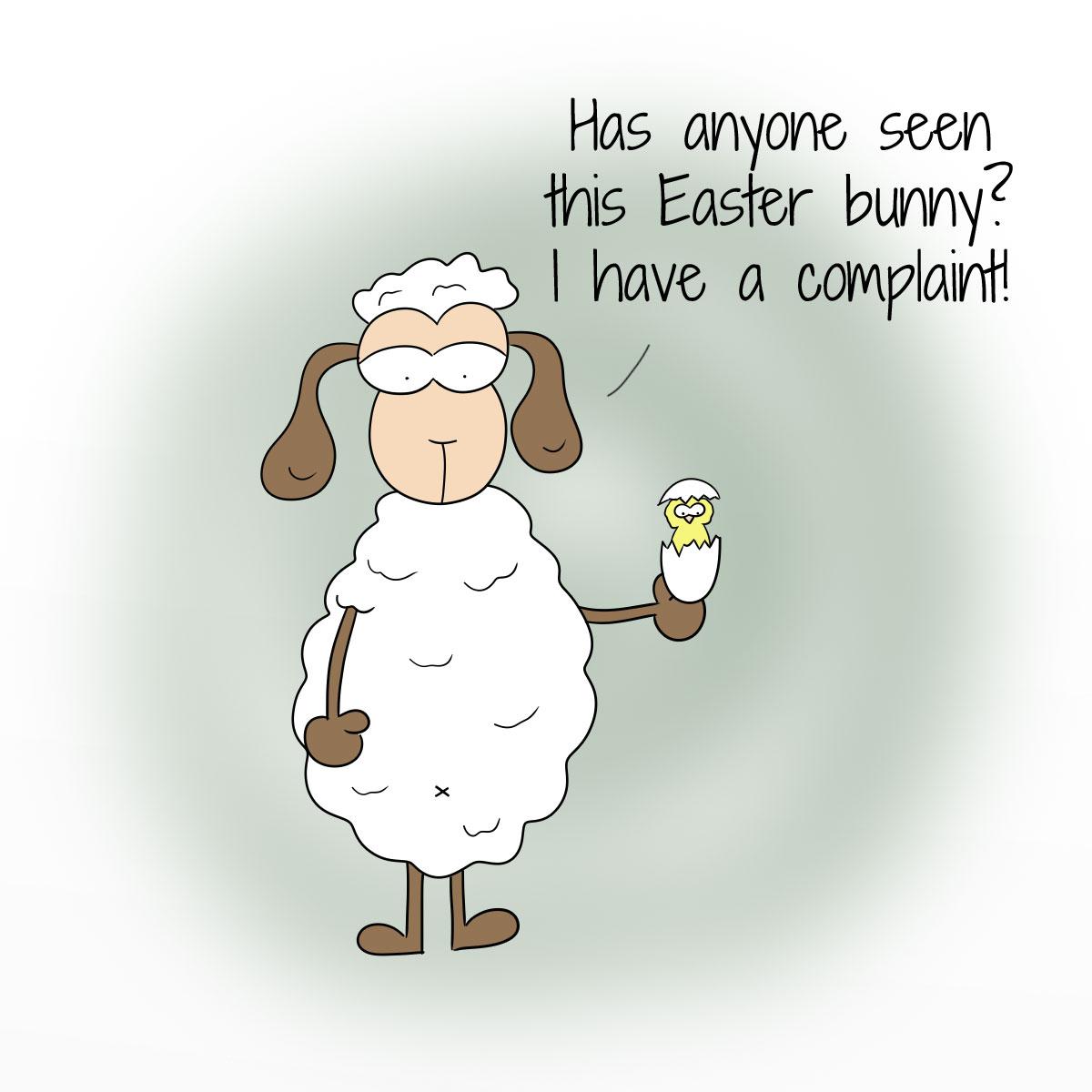 Damage regulation at Easter