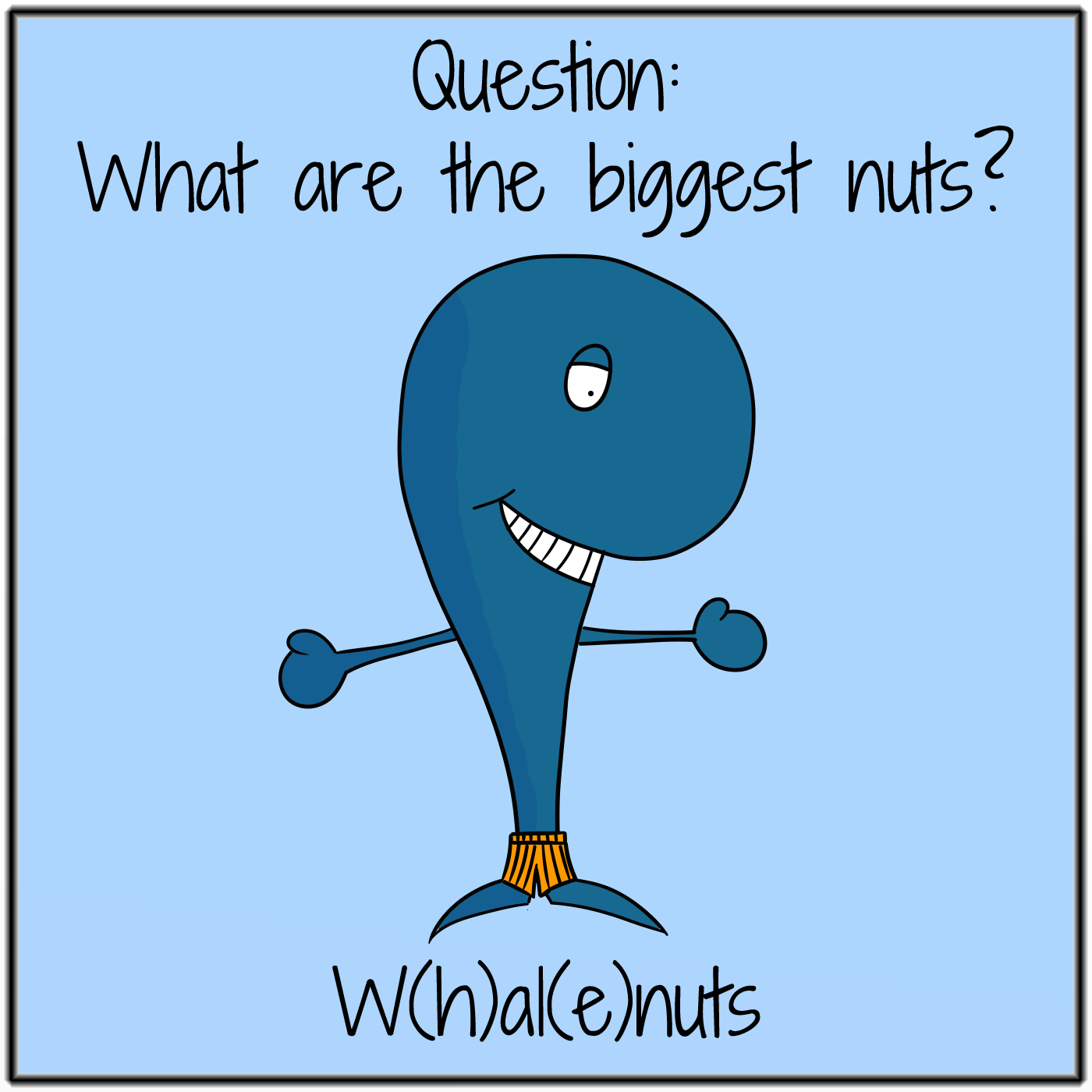What are the biggest nuts?